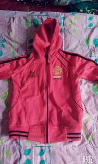 Jaket anak umur 6 s/d 8 th