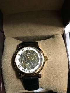Solvil Et Titus Automatic Watch
