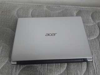 Defective laptop