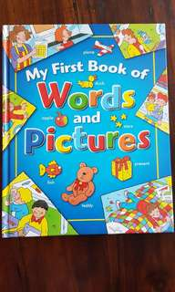 My First Book of Words n Pictures