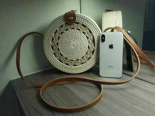 Authentic Rattan Bags from Bali Indonesia!!!😍😍😍