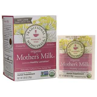 Organic Lactation Tea Mother's Milk