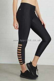 Black Exercise Tights / Yoga Pants