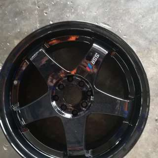 17 inch ssr sport rim