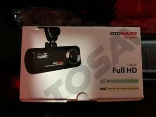 OTO Saver In-Dash FULL-HD Camera