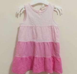 二手🌟HM小女生洋裝80cm