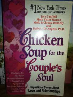 Chicken Soup for the Couple's souls