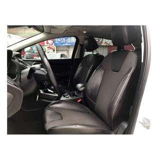 2013年福特FOCUS S版 天窗 定速 顯影 二手車中古車