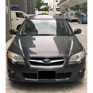 Subaru LEGACY WAGON Limited Promotion! Grab Friendly*