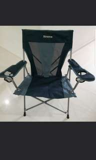 Foldable canvas outdoor large Chair