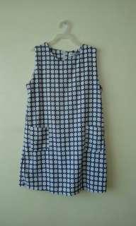 Mini shift dress (korean brand)
