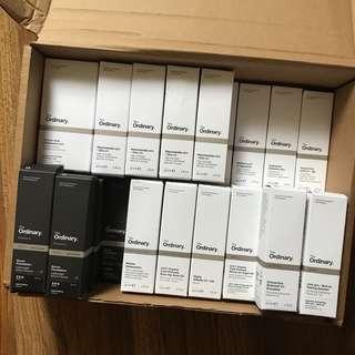 [READY STOCK] The ordinary serum alpha Arbutin Niacinamide granactive retinoid emulsion hyaluronic salicylic acid retinol 0.5%