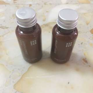 BN Unused hair conditioner and body lotion bundle