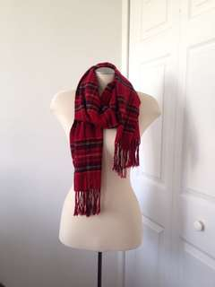 ❗️Roots plaid scarf