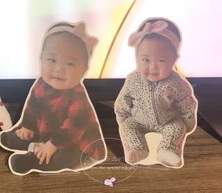 Customized Table Standees