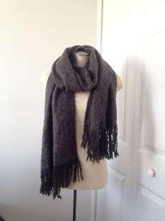 ❗️H&M grey wool scarf