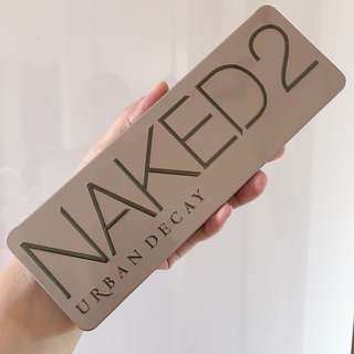 Auth Urban Decay Naked 2 eyeshadow palette