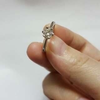 🚚 純銀戒指