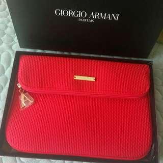 Giorgio Armani 化妝袋