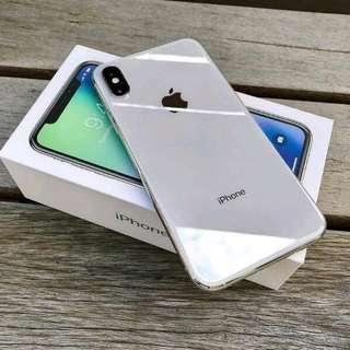IPhone X 256gb w Apple Care