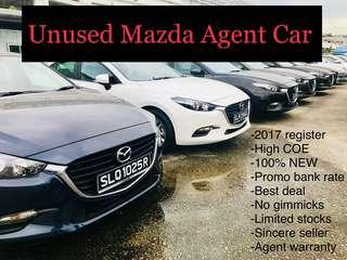 Mazda 3 Sedan 1.5 Auto Standard