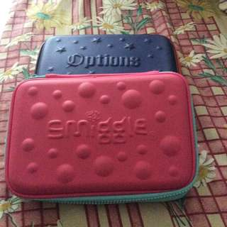 Smiggle Pencil Case ( buy Smiggle free Options) (19.90 x 2)clearance sale