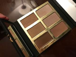 Tartiest Pro Glow Highlight & Contour Palette