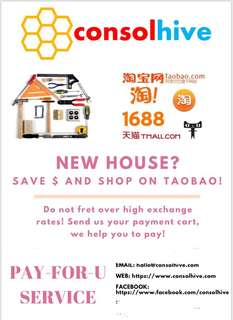 Daifu / Pay for you services