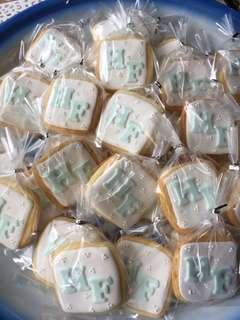 Sugar Cookies, Fancy Cookies