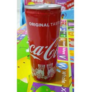 2018 Okinawa limited edition coca-cola
