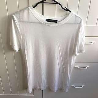 Classic white top