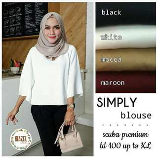 Simply blouse