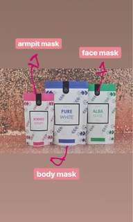 Masker Organic