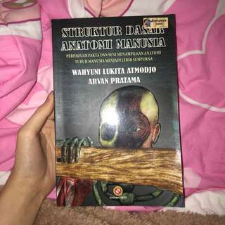 Buku anatomy indonesia