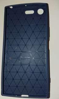Sony xzp 全新藍色手機套