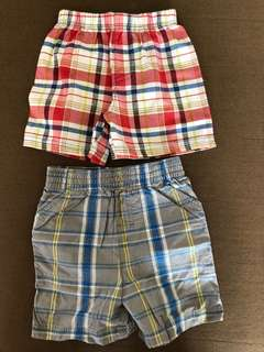 Shorts for toddler boy