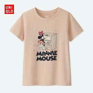 🌸Uniqlo inspired Mickey Mouse shirt