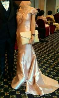 Dress Pesta/ Party Dress Mermaid