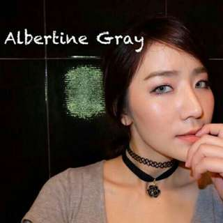 Albertine softlens grey