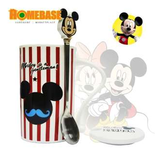 HOMEbase Ceramic Cup Set - Little Mouse 250ML (C)