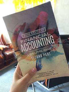 Financial Accounting Vol. 1 | Part 1 & 2 by Valix