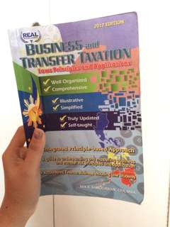 Business and Transfer Taxation by Rex B. Banggawan