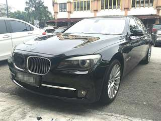 Bmw 730li direct owner sambung bayar