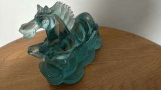 Crystal jade horse for sale