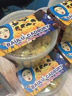 Cadburry Baulu Gebu
