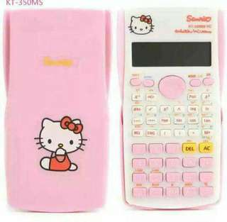 Hello Kitty Scientific Calculator