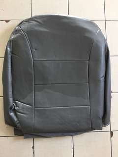 Perodua Muvi Old Seat Cover Grey