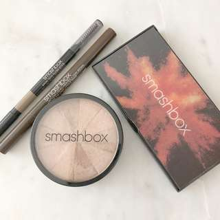 HIGH END SMASHBOX BUNDLE