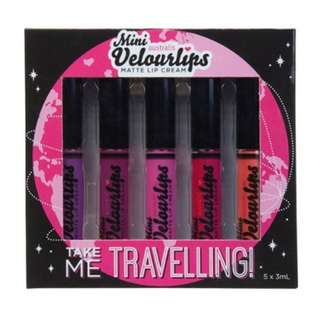 AUSTRALIS Mini Velourlips Set