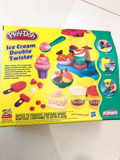 Play Doh Ice Cream Set